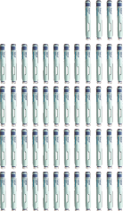 SIMPONI® (golimumab) 12 doses per year vs 52  Enbrel® (etanercept) autoinjector